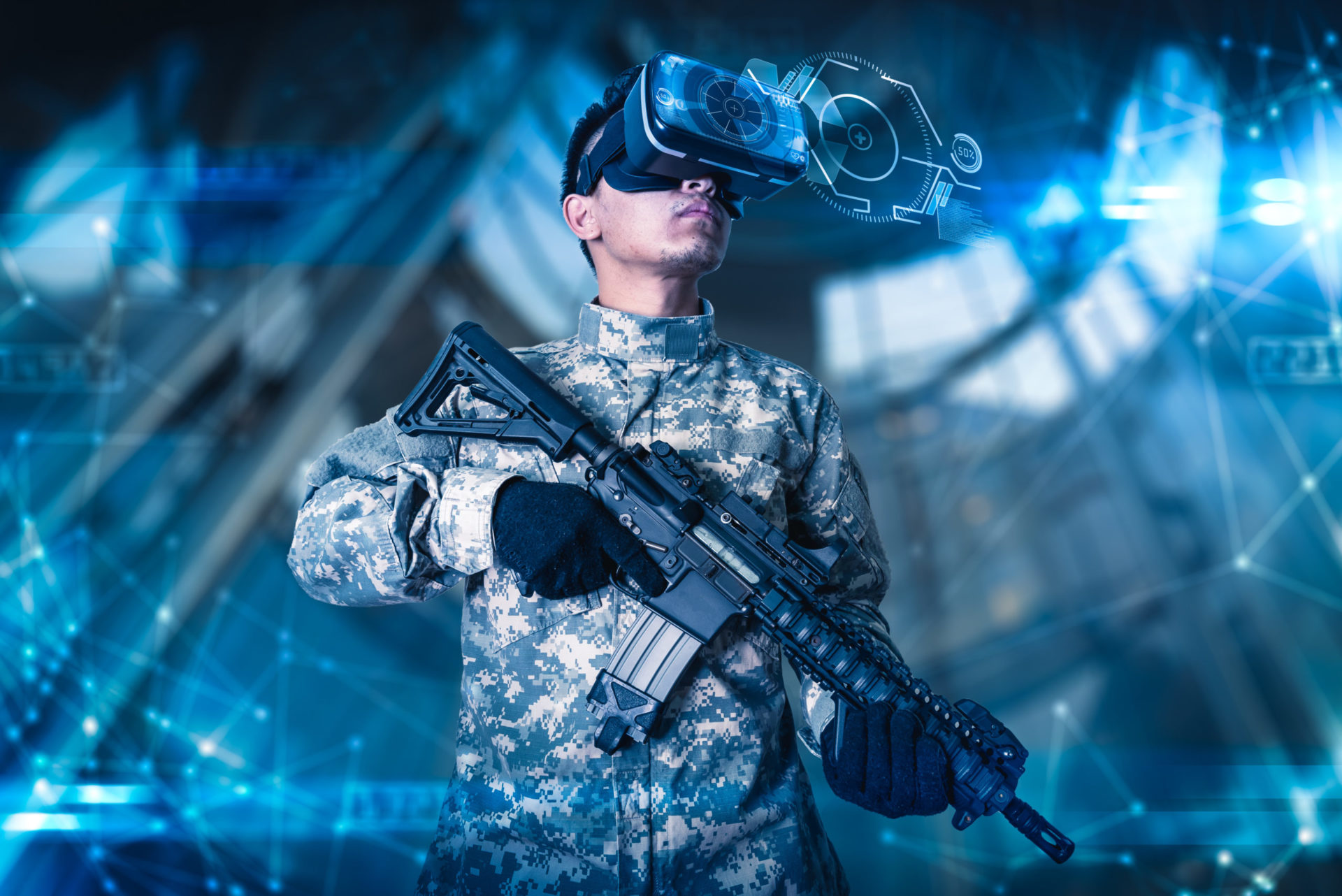 U.S. Special Operations Command Hyper-Enabled Operator