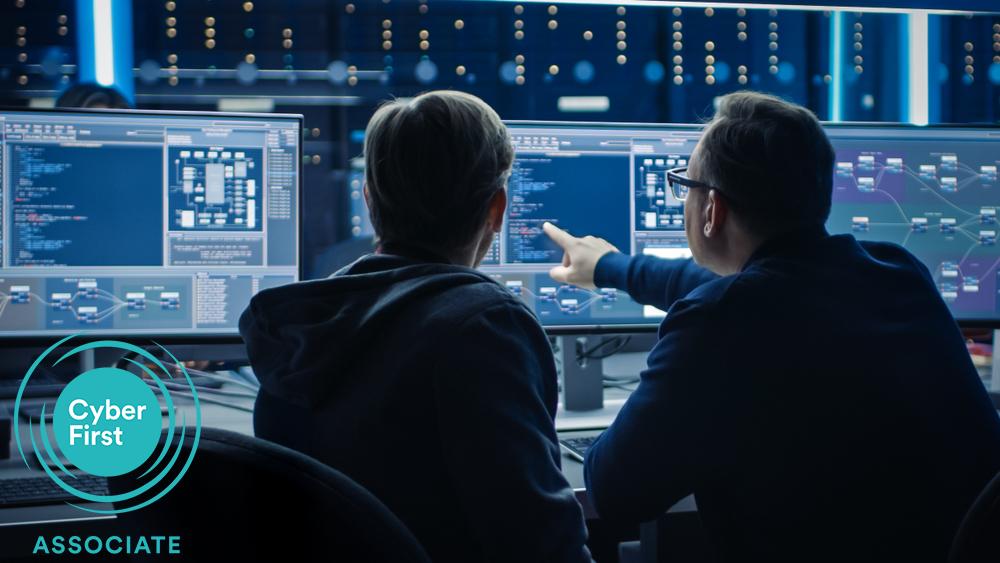Cutting Edge Interns with CyberFirst